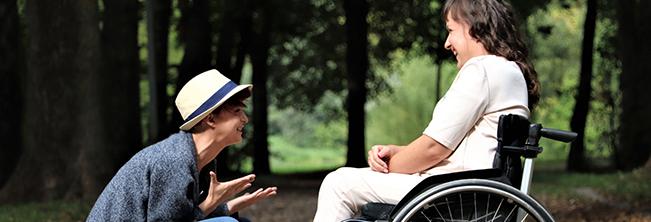STOP Barierom – jak zachować się wobec osób z niepełnosprawnością.