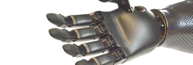 Inteligentna proteza ręki