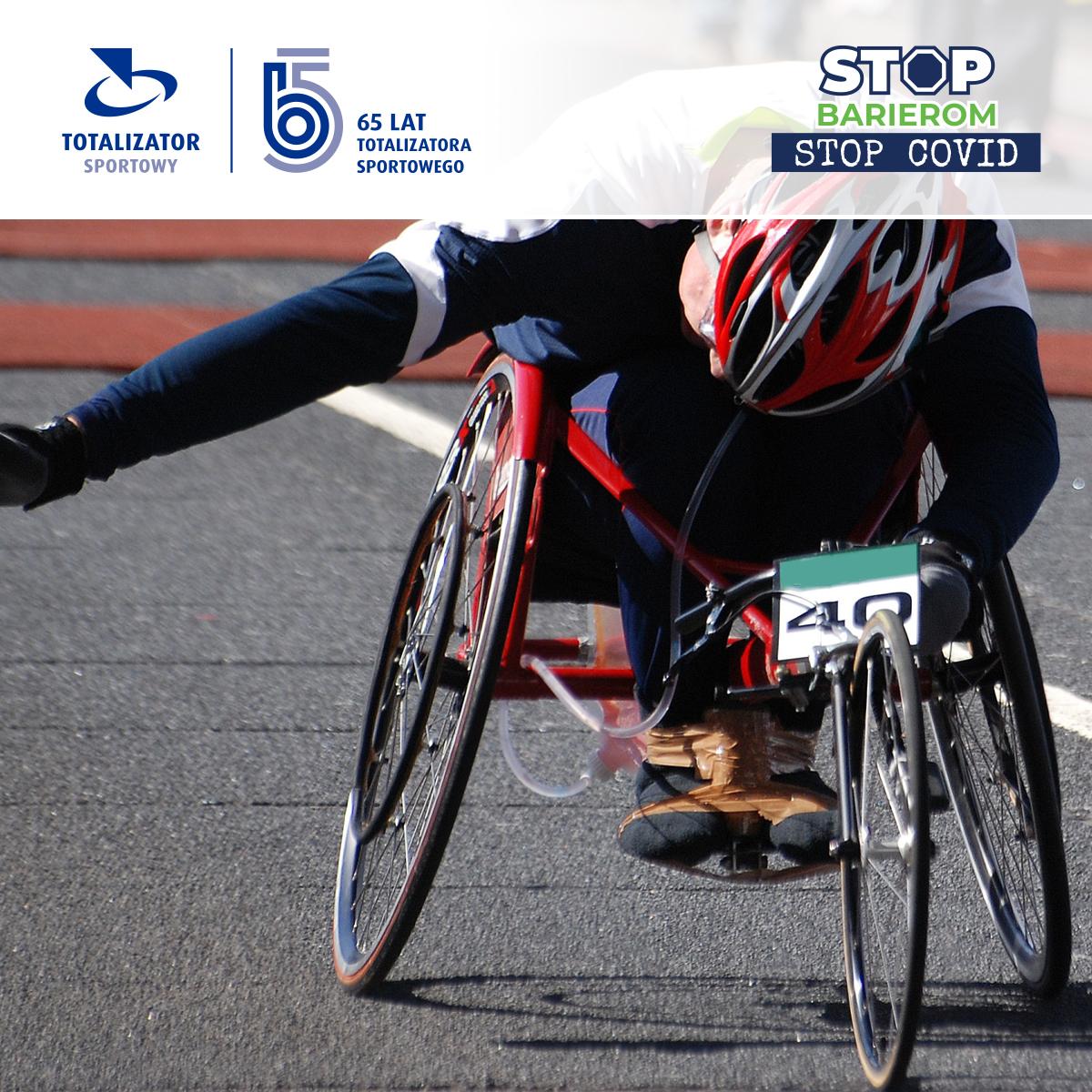 Kolektury Totalizatora Sportowego dla osób z niepełnosprawnością