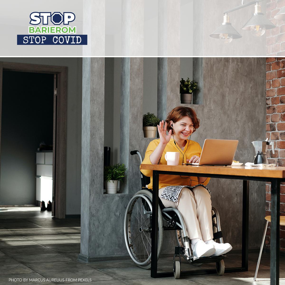Praca zdalna akurat dla niepełnosprawnego