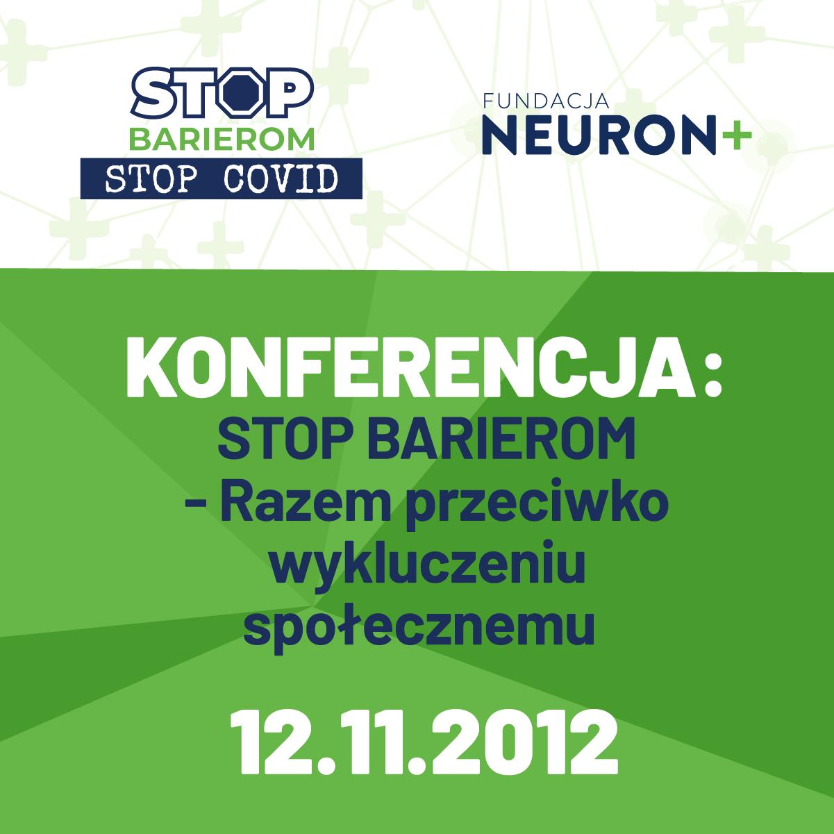 Konferencja podsumowująca realizację Kampanii STOP BARIEROM – STOP COVID